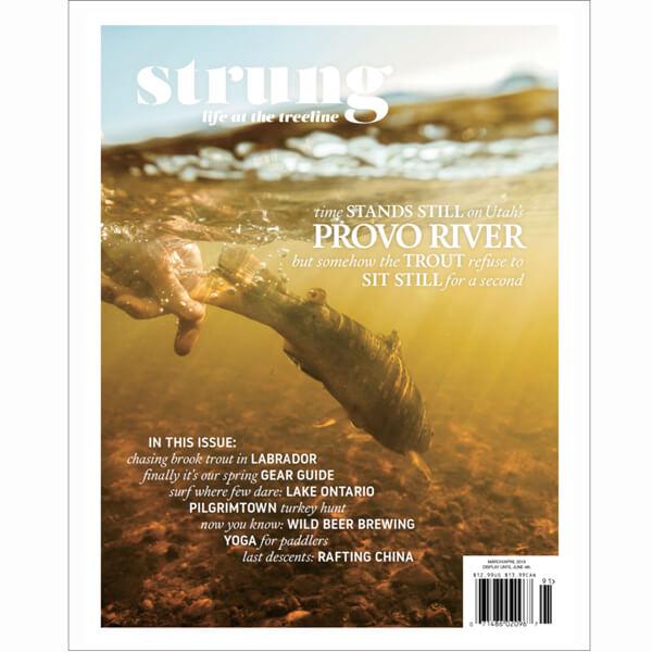 Strung Magazine #2 - Spring 2019